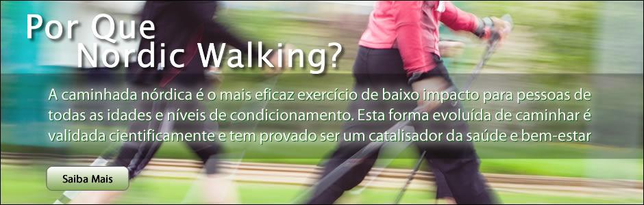 O que é o Nordic Walking